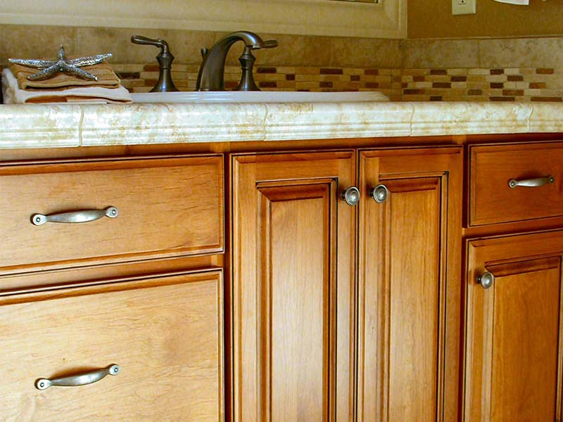 Cabinet Refacing Cabinet Cures Bend