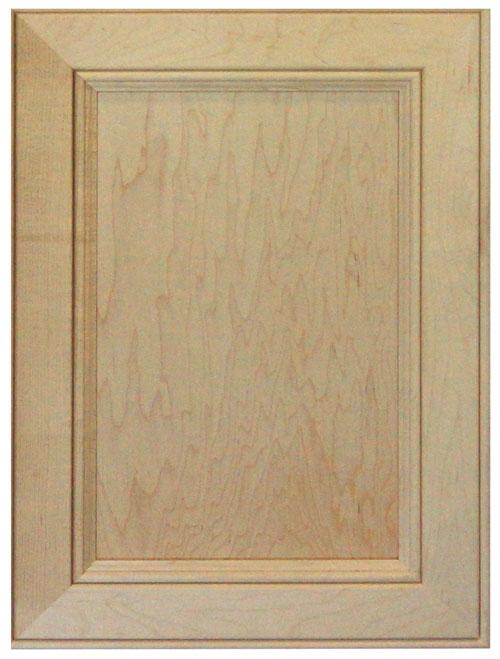 Sussex Raw Door