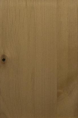 Rustic Alder Wood example