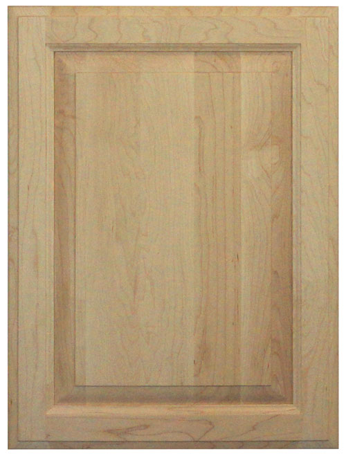 Woburn Raised Raw Cabinet Door